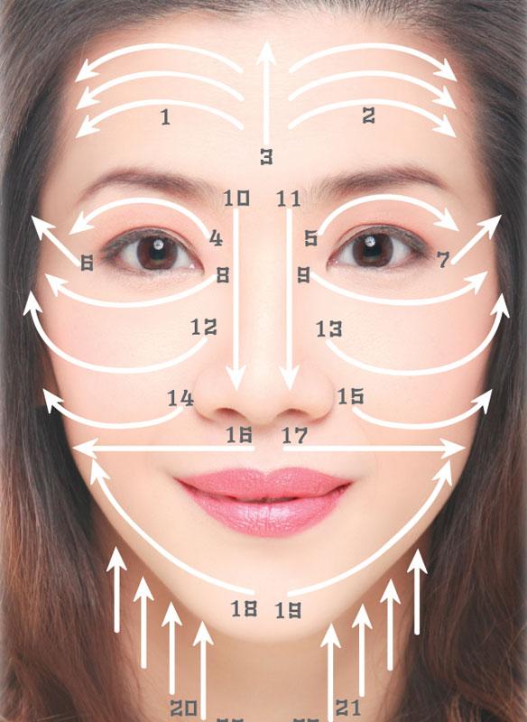 Resultado de imagen de foto de jade plano para masaje facial