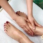 Masaje tailandés de pies