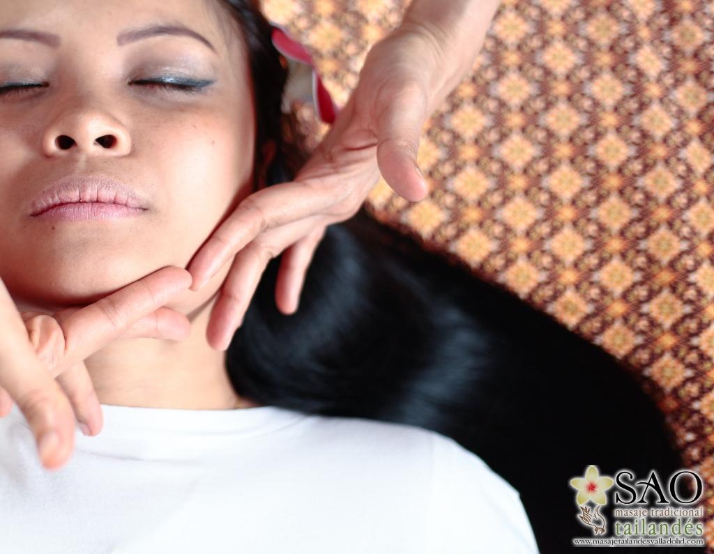 perfiles masaje facial en Valladolid