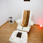 Sala para masaje de pies