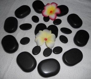Masaje de Piedras Calientes - Hot stones
