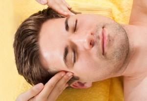 Reflexología facial